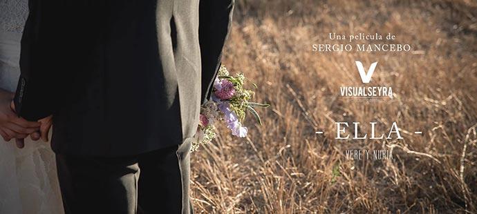 video boda - Ella