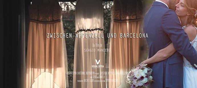 Video de boda - Zwischen appenzell und Barcelona